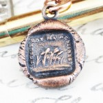French Reed Field Destiny Pendant